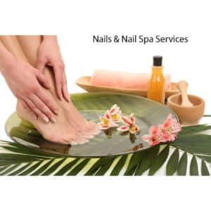 Nails & Nail Spa Services