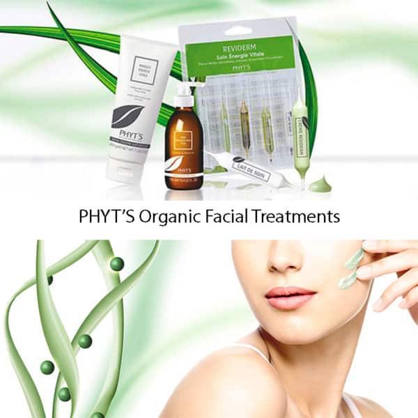 PHYT'S Organic Facial