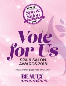 Beauty Insider - Spa & Salon Awards 2018